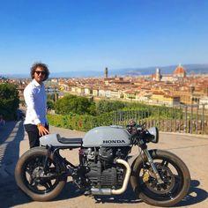 Visit many of my favourite builds - stylish scrambler bikes like Cafe Bike, Cafe Racer Bikes, Cafe Racer Build, Cafe Racer Motorcycle, Chopper Motorcycle, Honda Cb, Honda Cx500, Cb 750 Cafe Racer, Cx500 Cafe Racer