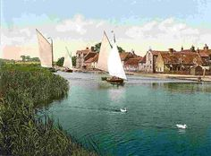 new to site Horning Village