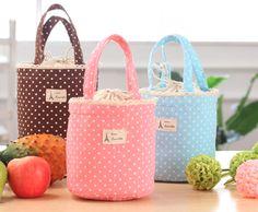 Tas Bekal Lunch Bag Thermal Insulated Tas bekal Pengisolasi Panas