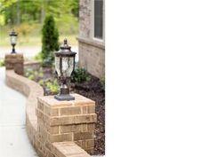 landscaping/outdoor lighting