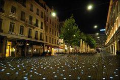 Place du Molard - Geneva