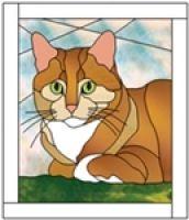Life Is Good - Orange Cat