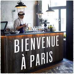 The Insider's Guide to Paris Discover 50 of the very best places to savor in the City of Light, which still has delicious surprises in store.