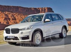 BMW Plans to Launch The X7 in 2019