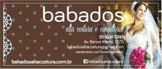 Babados Alta-Costura Porto Alegre Guia Festa