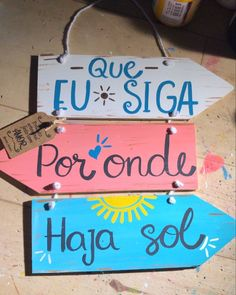 Sunset Sea, Pallets, Wood Signs, Lettering, Instagram, Vase Crafts, Wooden Crafts, Yard Sign Stakes, Painted Floorboards