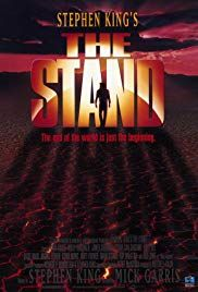 The Stand Poster Stephen King Movies The Stand Movie Stephen King