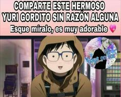 #yurionice #memes #compartanperros #>:v