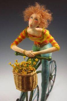 Cindee Moyer doll