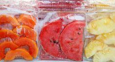 Aliments-congelateur