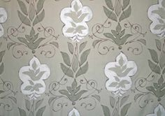 Fabric Trebol - Ybarra & Serret