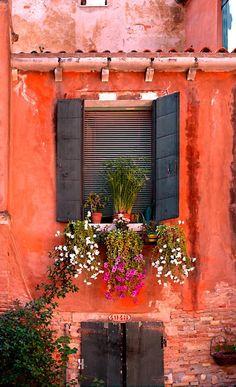 Zsuzsanna Luciano - Orange Afternoon - 36 x 60 - Photography