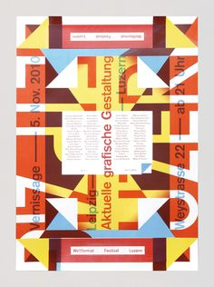 Leipzig Luzern « FEIXEN: Design by Felix Pfäffli