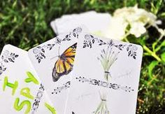 jungle journaling cards printables free - Google Search