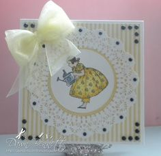 SweetStamps.com Challenge 8/9/11 Bling it Up; DT Dawn B
