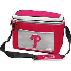 Philadelphia Phillies MLB 12 Can Soft Side Cooler