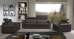 Living Room Furniture Sofa Beds Pontiac, Made in Italy for sale at http://www.kamkorfurniture.ca