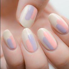 nail polish nail art pastel pastel nails pool party