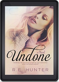 Undone by R.E. Hunter is the Indie Book of the Day for March 19th, 2015!  http://indiebookoftheday.com/undone-by-r-e-hunter