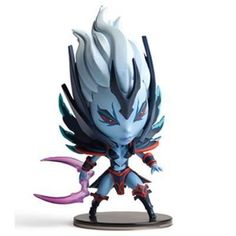New 16 Types 8-12cm Dota 2 Figure Kunkka Lina Pudge Tidehunter Queen of Pain Crystal Maiden PVC Action Figures Toy