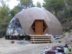 Beautiful dome
