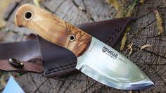 Survivorman Les Stroud Designed This Knife