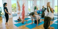 12 Yoga poses to undo the damage of desk job