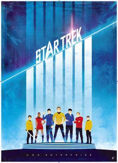 Patrick Connan – Star TRek