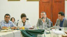 Alcalde Fernando Muñoz nuevo representante ante el Consejo Directivo de la Carder