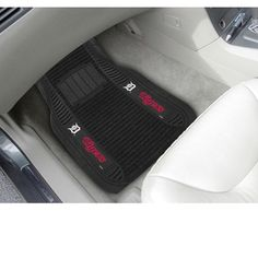 Detroit Tigers Deluxe Car Mats At campus Den