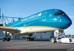 Vietnam Airlines will become the first Asian airline to fly the A350 XWB and the second operator in the world. Vietnam Airlines will acquire 14 A350 XWBs, including ten on order from Airbus and four under lease agreements. The carrier will operate its A350 XWB fleet on premium long haul routes, beginning with services between Hanoi and Paris.