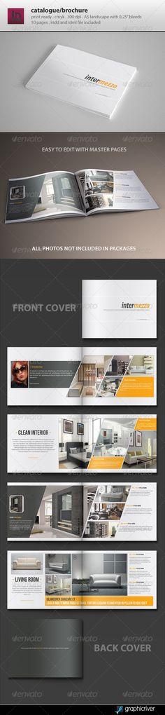 Catalogue / Brochure Template