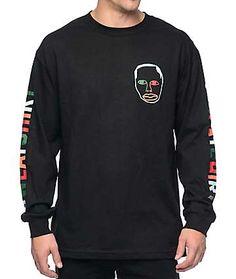 Sweatshirt By Earl Sweatshirt Multicolor Black Long Sleeve T-Shirt