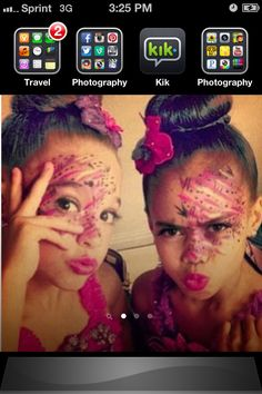 Hey guys this is my bck round screen saver so love this pic of me and Kenzieboo when I unlock my phone