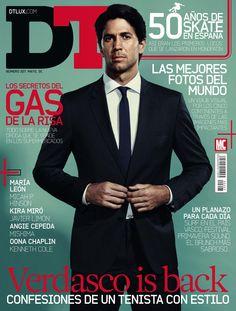 Revista #DT 207. #Verdasco, confesiones de un tenista con #estilo. 50 años de #skate en España.