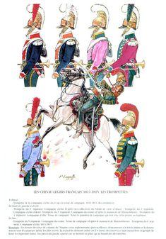 Lancieri Trombettieri 1811-1815