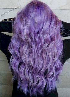 awesome 50 Lovely Purple -Lavender Hair Colors in Balayage and Ombre,Pastels are in proper now, and what higher shade of pastel than extremely flattering and female lavender hair? Lavender and lilac hair colours are a s. Lavender Hair Colors, Lilac Hair, Hair Color Purple, Cool Hair Color, Purple Tips, Violet Hair Colors, Hair Colours, Pastel Colors, Balayage Ombré