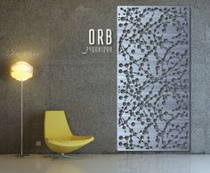 For a point of difference add interest to an interior or exterior wall  with a…