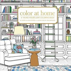 My Brand New Home Coloring Book for Adults