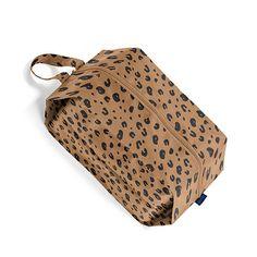 Baggu Medium 3D Zip, Leopard // whitesmercantile.com