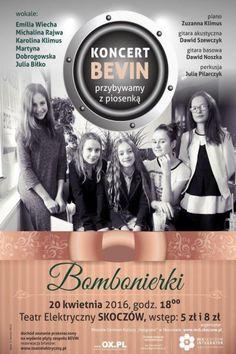 Bevin - przybywamy z piosenką - Miejskie Centrum Kultury w Skoczowie