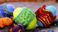 Easter Egg Sweaters | AllFreeKnitting.com
