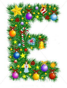 SGBlogosfera. María José Argüeso: Abecedarios de Navidad