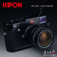 Kipon adapters for Leica cameras and lenses are now on sale at Adorama   Leica Rumors