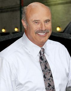Dr. Phil McGraw on April 26, 2010