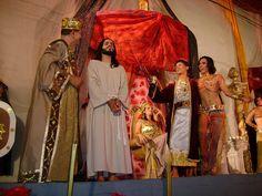 Intérprete de Jesus fala com exclusividade sobre a temporada 2013 da Paixão de Cristo de Bom Jardim | Bom Jardim PE . com