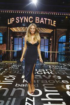 CHRISSY TEIGEN HOSTS- Lip Sync Battle, Season 2