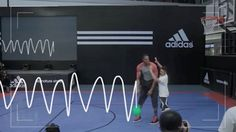 Dwight Howard's Experiential Autographing Court