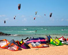 Would love to take the 3 day lessons, learning to Kiteboard in Maui, Hawaii, the best place to learn.