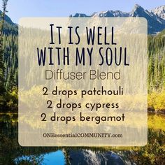 It is well with my soul!!